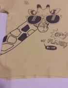 Koszulka z żyrafą...