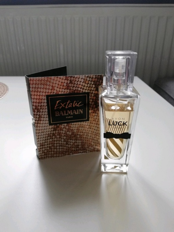 AVON Luck for her Balmain Extatic Woda perfumowana