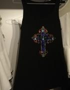 Koszulka świecący krzyż