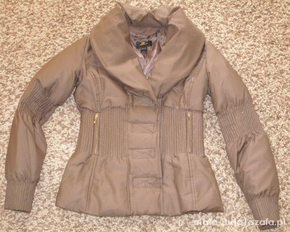 Odzież wierzchnia cudna puchowa kurtka Mango roz S