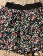 Letnia spódniczka w kwiatki kolorowa cienka Tally Weijl rozm 36...