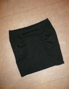 czarna spódniczka nowa...