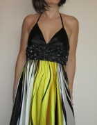 sukienka asymetryczna LEGEND 36
