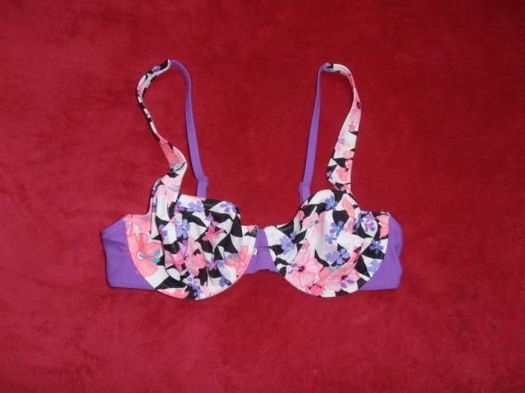 Świetny biustonosz od bikini wzór 38 75b Rainbow