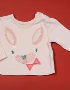 Bluzeczka dla niemowlaka od 0 do 3 miesięcy...