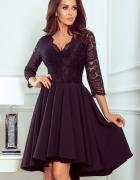 NICOLLE sukienka dłuższym tył koronka S M L XL XXL XXXL...
