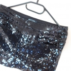 Only spódnica czarna mini cekiny 36