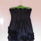 Redherring sukienka mini czarna sexy 38