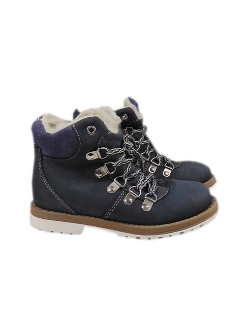 Buty trapery chłopięce zimowe rozm 30 dł wkł 19 cm