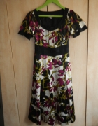 Sukienka Monsoon jak jedwabna S...