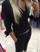 Kombinezon czarny Paparazzi fashion