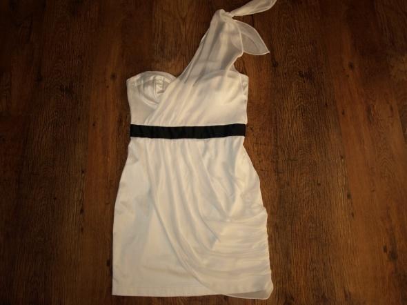 Suknie i sukienki Sukienka ecru S M