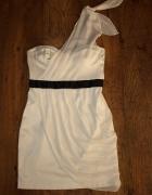 Sukienka ecru S M...