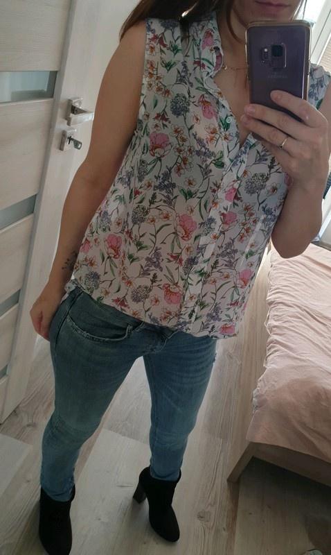 Zara jeansy