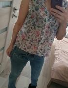 Zara jeansy...