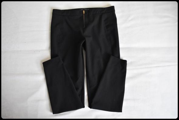 ZARA czarne spodnie w idealnym stanie 38 M...