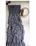 Letnia plażowa sukienka Ocean Club L XL