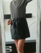 Fame Fashion sukienka szaro czarna M...