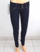 spodnie rurki skinny Tally Weijl 34...