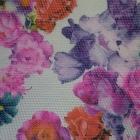 Spódnica rozkloszowana kwiatki
