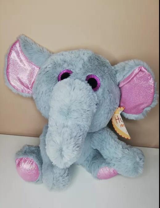 słoń zabawka pluszak nowy z metką dziewczynka hit miś