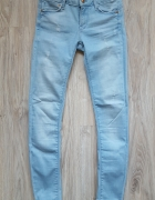 Spodnie rurki Zara