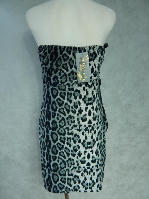 Suknie i sukienki NOWA sukienka w CĘTKI TUBA 38 M