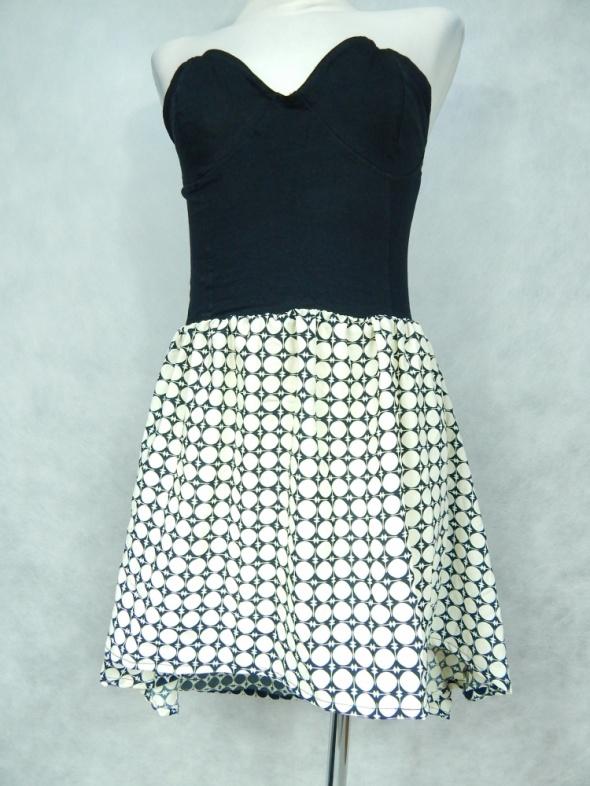Suknie i sukienki Motel Vintage Nowa asymetryczna sukienka 36 38