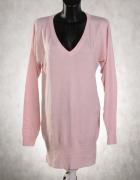 Sweter 44 różowy Cubus
