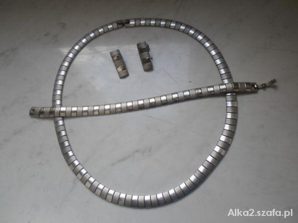 Komplety Oryginalny komplet biżuterii 3 części