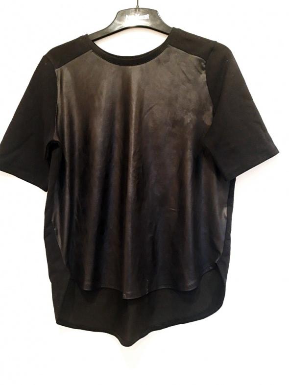 czarna bluzka Reserved 42 44...