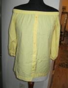 bluzka hiszpanka ATMOSPHERE 36 żółta...