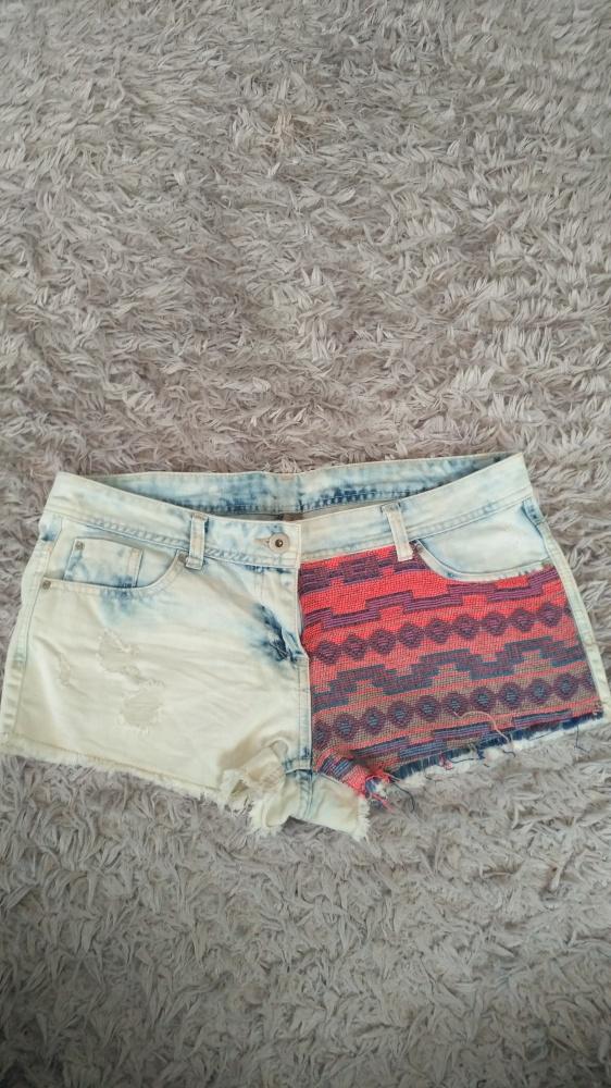 Spodenki jeansowe Aztec DenimCo...