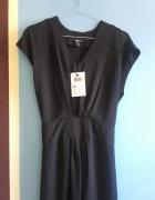 Czarna sukienka Mexx