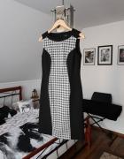 Sukienka wyszczuplająca