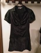 Czarna elegancka tunika Tally Weijl S...