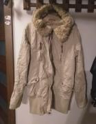 Kurtka zimowa płaszcz Reporter rozmiar XL...