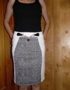 spódniczka rozmiar 44 biała 38 40 44...