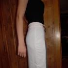 spódniczka rozmiar 44 biała 38 40 44
