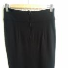 H&M czarna ołówkowa dopasowana spódnica 36