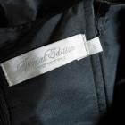 Debenhams czarna sukienka gorsetowa 34