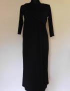 Next Maternity sukienka midi czarna 38...