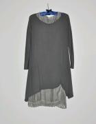 Komplet sukienka i halka Unisono