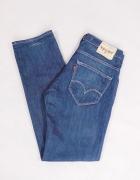 LEVIS STRAIGHT 504 spodnie meskie W30 L32 pas 82 cm...
