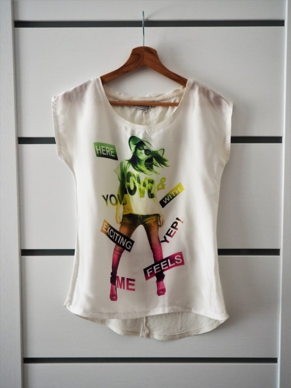 Bluzeczka marki Clockhouse XS