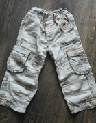 Spodnie moro bojówki 98...