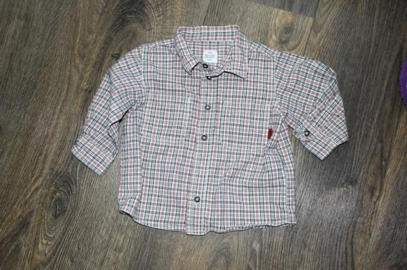 Koszulki, podkoszulki HM Baby koszula dla chłopca 80