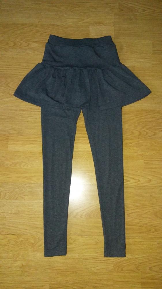 Spódnice Spódnico spodnie falbanka