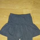 Spódnico spodnie falbanka
