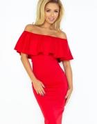 Sukienka hiszpanka czerwona S M L XL...